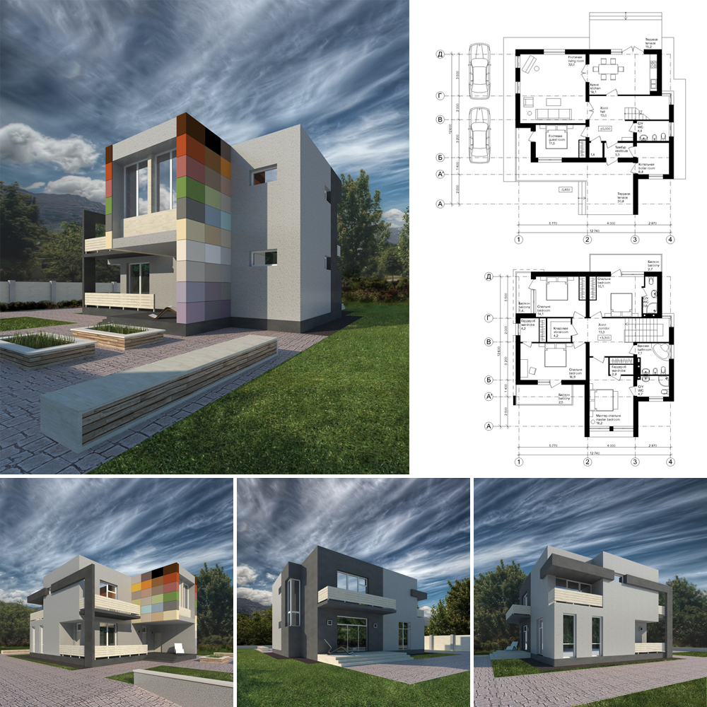 Конкурсный-проект-загородного-дома