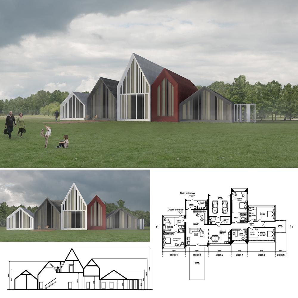 Концепция-загородного-дома-Англия