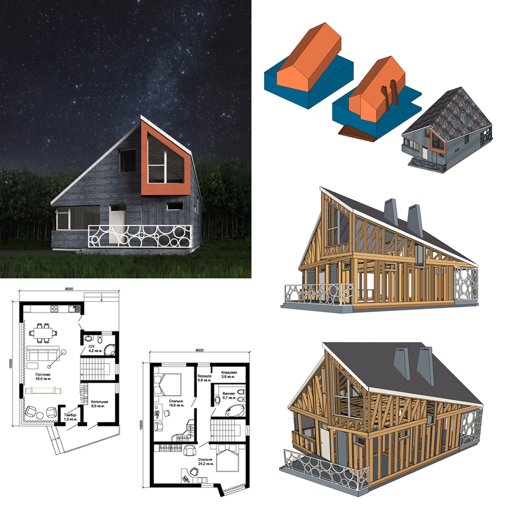 Проект-каркасного-дома-дизайнерский-дом