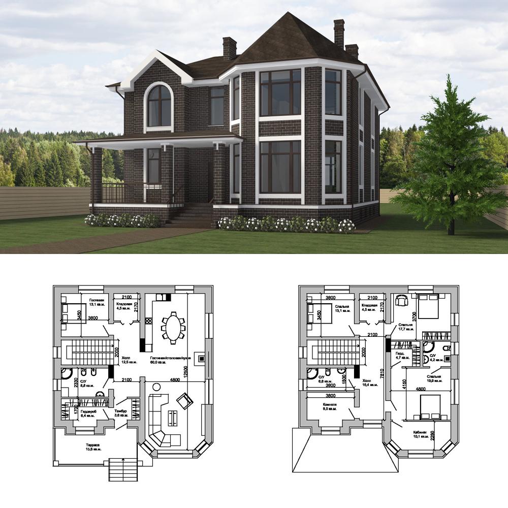 Проект-загородного-дома-в-Кузяево-1